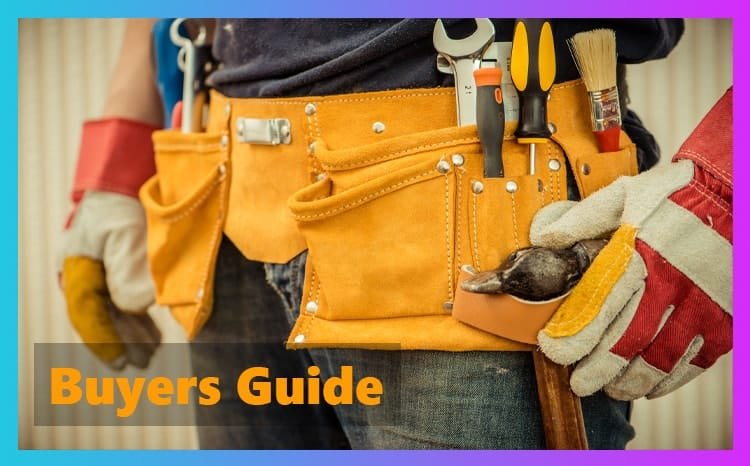 Best Tool Belts For an Electrician - Buyers Guide