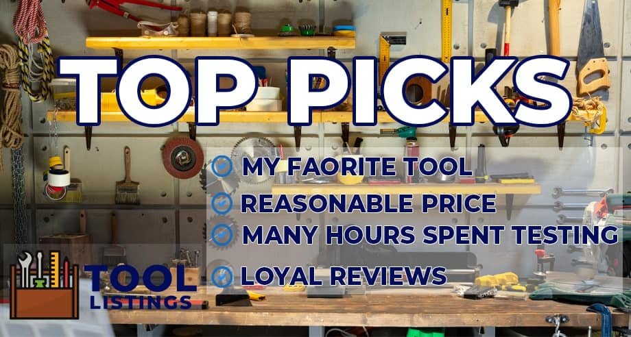 Best Recommended Tool