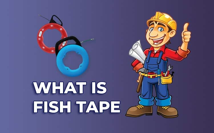 what is fish tape